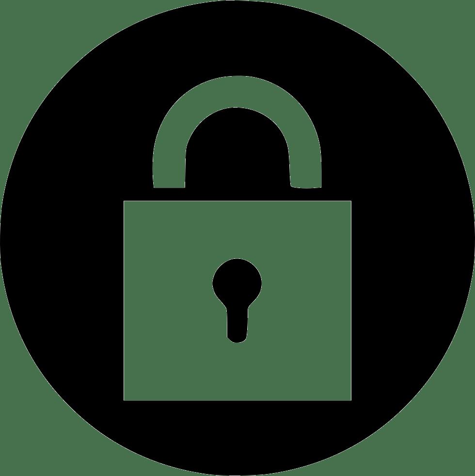 Иконка безопасность
