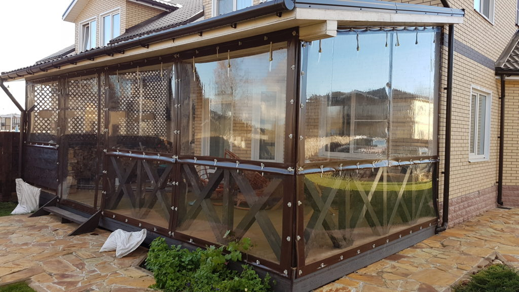 мягкие окна из пвх преимущества